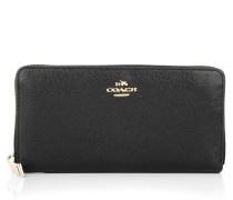 Kleinleder - Crossgrain Leather Wallet Black