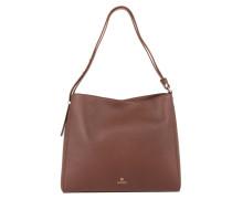 Tasche - Ivy Hobo Bag Leather Hazelnut Brown