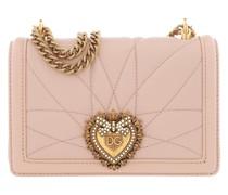 Umhängetasche Devotion Crossbody Mini Bag Leather Powder Pink