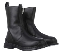 Boots Gomma Ankle Boot Nero