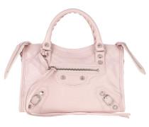 Umhängetasche Mini Classic City Shoulder Bag Leather Light Rose