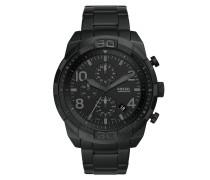 Uhr Bronson Watch Black
