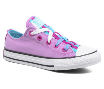 Chuck Taylor All Star Loopholes Ox Sneaker in lila