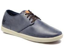 Fulk Low Sneaker in blau