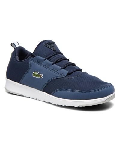 lacoste herren sale 30 lacoste piq m sneaker f r herren blau 30 reduziert. Black Bedroom Furniture Sets. Home Design Ideas
