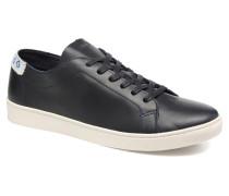 Aspen low X Mellow Yellow Sneaker in blau