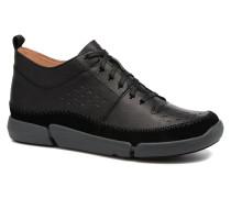 Trifri Hi Sneaker in schwarz
