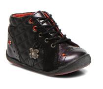 Fossete Stiefeletten & Boots in schwarz