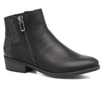 Escolier 2 Stiefeletten & Boots in schwarz
