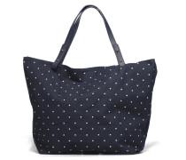 Cabas Toile Clea Handtaschen für Taschen in weinrot