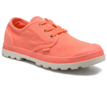 Us Oxford Lp F Sneaker in orange