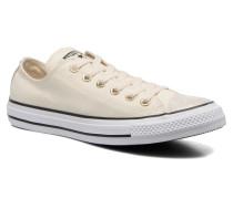 Chuck Taylor All Star Ox Oil Slick Toe Cap W Sneaker in beige