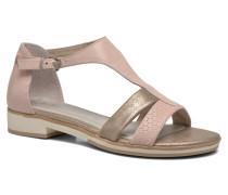 Flora Stiefeletten & Boots in rosa