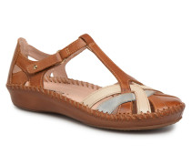 P. VALLARTA 655 in 0732C5 brandy Ballerinas braun
