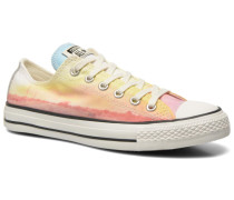Chuck Taylor All Star Ox Photo Real Sunset W Sneaker in mehrfarbig