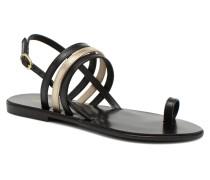 Camio Sandalen in schwarz