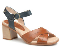 DENIA W2R in 1638C1 brandy Sandalen braun