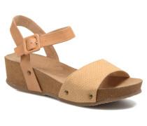 Gem Sandalen in beige
