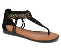 Antigua Sandalen in schwarz