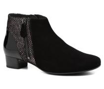 Alba 3484 Stiefeletten & Boots in schwarz