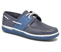 Winchs Schnürschuhe in blau