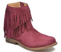 Mnarabel Stiefeletten & Boots in weinrot