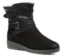 Ashley Stiefeletten & Boots in schwarz