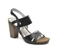 Rocal Sandalen in schwarz