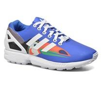 Zx Flux W Sneaker in blau