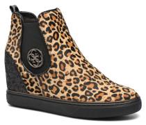 Maya Stiefeletten & Boots in mehrfarbig