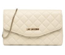 Evening quilted bag Crossbody Handtaschen für Taschen in weiß