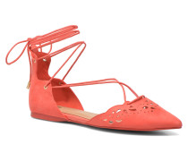 HARMONY Ballerinas in orange