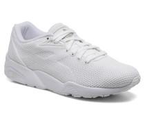 R698 Knit Mesh V2.2 Trinomic Sneaker in weiß