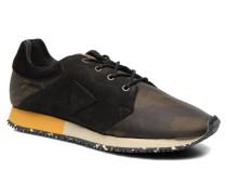 Freddie Sneaker in schwarz