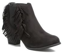 Carmelina61231 Stiefeletten & Boots in schwarz