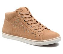 Taylah Crystals Sneaker in beige