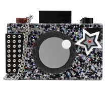 Karl Photographer Minaudiere Mini Bags für Taschen in schwarz