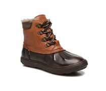 Antlia Stiefeletten & Boots in braun