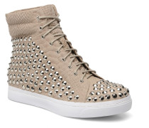 AlvaHi Sneaker in beige