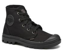 Us pampa hi w Sneaker in schwarz