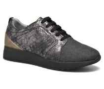 Stone Lady 2 Sneaker in schwarz