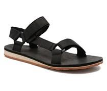 Original Universal Premium Leather Sandalen in schwarz