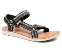 Original Universal Ombre Sandalen in schwarz