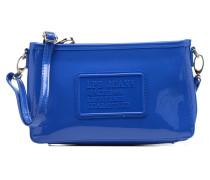 Pochette Verni Mini Bags für Taschen in blau