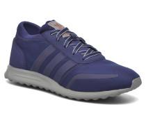 Los Angeles Sneaker in blau