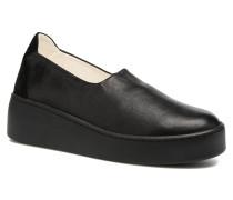 Tex Sneaker in schwarz