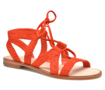Sandra 11 Sandalen in orange