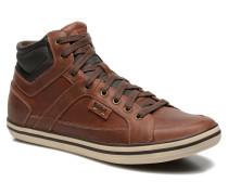 U BOX E U44R3E Sneaker in braun