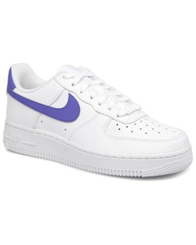 Nike Damen Wmns Air Force 1 '07 Sneaker in weiß Steckdose Countdown-Paket Billig Authentisch Billig Günstiger Preis Blättern Günstigen Preis Online-Verkauf FkMvz0
