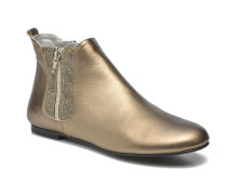 Coverlux Stiefeletten & Boots in goldinbronze